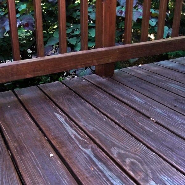 earth friendly deck finishes